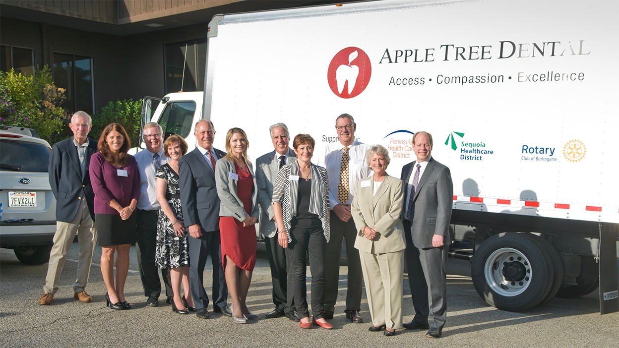San Mateo Grand Opening - Apple Tree Dental