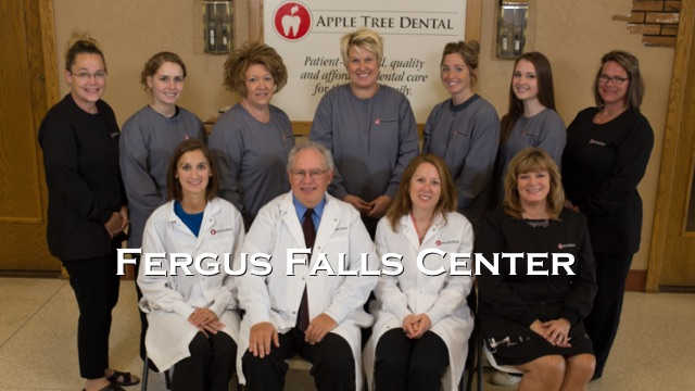 FERGUS FALLS CENTER