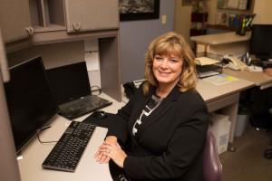 Suzanne Peterson, Center Director