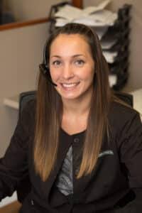 Andrea Novaki, Community Care Coordinator