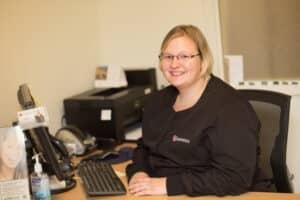 Ashley Ulland, Clinic Care Coordinator