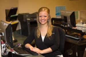 Michelle Rusten, Clinic Care Coordinator