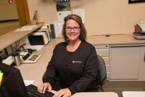 Tamara Theede, Clinic Care Coordinator
