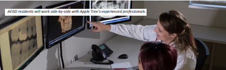 AEGD Residency Program - Apple Tree Dental