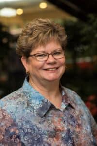 Joy Robertson, Project Coordinator