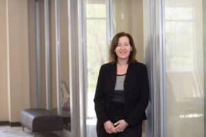 Mary Larkin, Development and Marketing Director