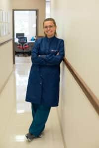 Caitlin K. - Clinical Assistant