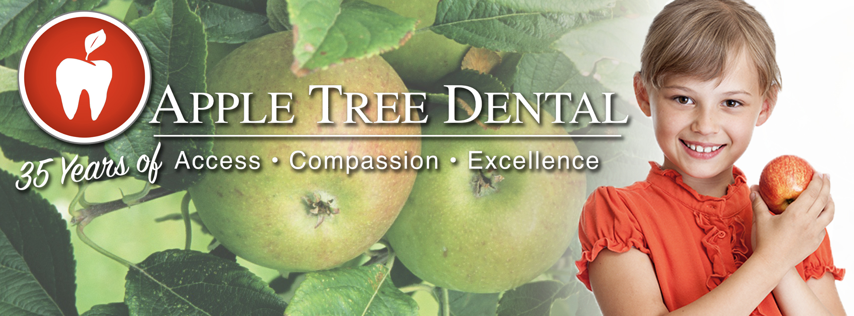 Apple-Tree-Dental-35-Year-Banner