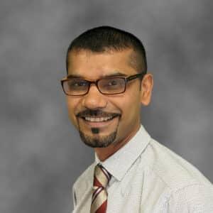 Dr Mudasir Walji